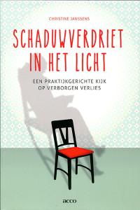 Cover Boek Schaduwverdriet in het licht_front