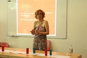 Een lezing door Nathalie Renard